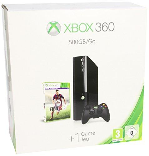 Xbox 360 - Consola 500 GB + FIFA 15