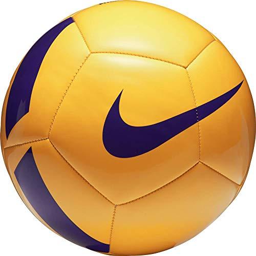Nike Unisex - Erwachsene NK Ptch Team Ball, Gelb (yellow / violet), 5