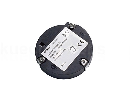 Schulte 103374012 EVOline Charger Qi