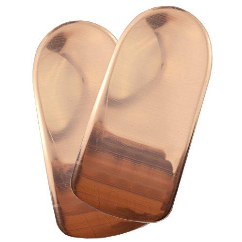 Original Copper Heelers Original Copper Heelers , Orthopädische Einlegesohlen bronze kupfer