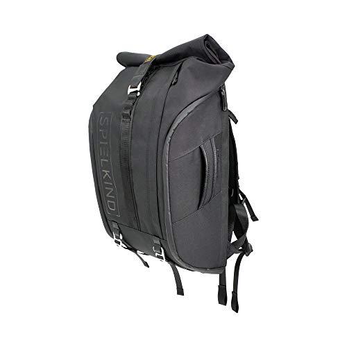 SPIELKIND Pro Backpack Kamerarucksack Fotorucksack schwarz 30L