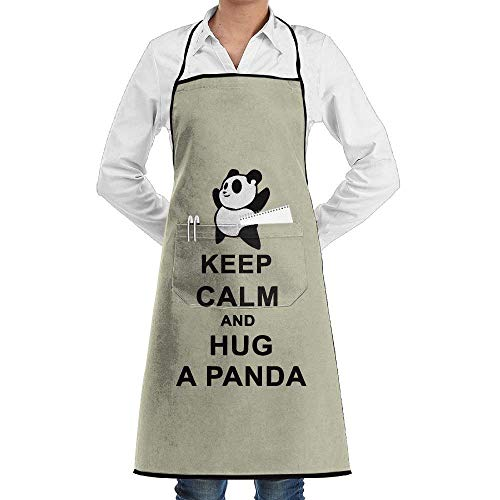 Bag Parts & Accessories High Quality 3d Printing Cowbody Zoo Cute Animal Pattern Home Leisure Fashion Kitchen Supplies Aprons