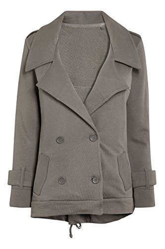 next Trench Standard Femme Gris