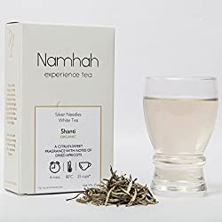 Darjeeling White Tea | 25 Tea bags | Healthy Tea | Slimming Tea | Health Tea
