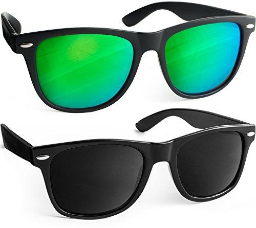 UVprotect Sonnenbrille Design UV400 W100FSet