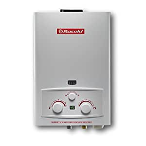 Racold DGI CF LP LPG 5-Litre Gas Water Heater (White)
