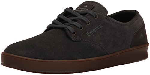 Emerica Laced By Leo Romero-M, Baskets mode homme Grey Gum