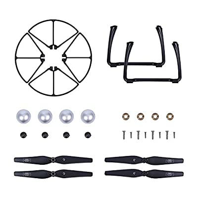 Holy Stone HS100 Black RC Drone Quadcopter Spare Parts Accessories Kits from Holy Stone