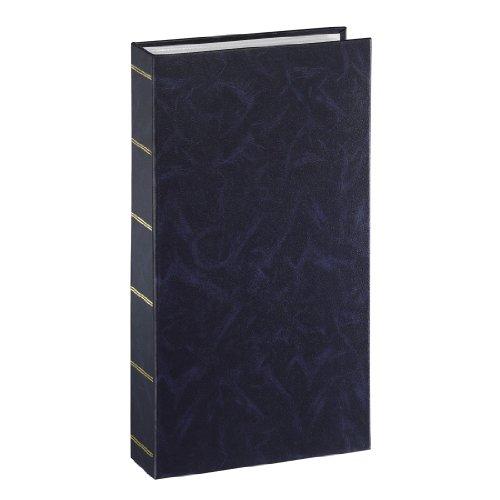 Hama Einsteckalbum Birmingham, 18x33,5 cm, für 300 Bilder, Blau