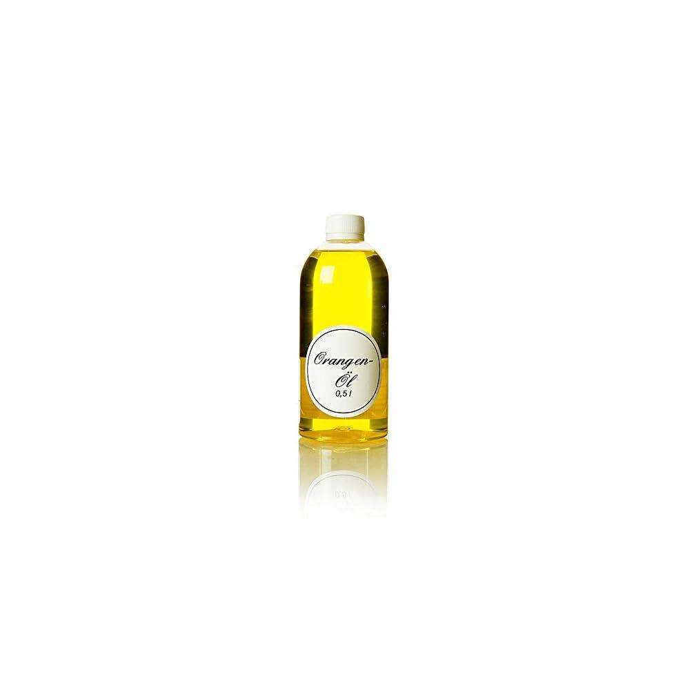 Deli Vinos Oil Vinegar Orangenl Rapsl Mit Orange 500 Ml
