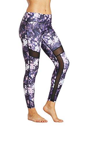 Zakti Kimberly Wyatt Meshworks Leggings Inverno Scuro