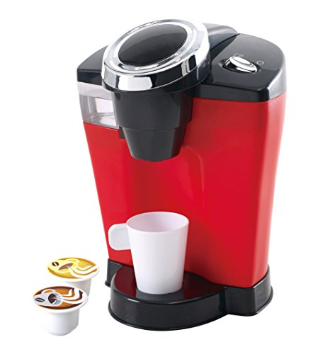 Playgo Coffee Maker Kinder Kafeemaschine Kapselmaschine