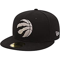 New Era 59Fifty Chain Stitch NBA Toronto Raptors Gorra New Era Negro 7