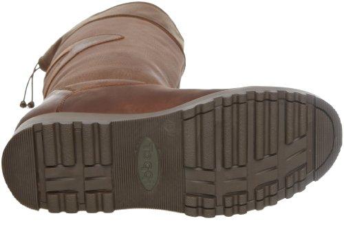 TOGGI - Columbus, Stivali di gomma Unisex - Adulto Marrone (Braun (Dark Copper))