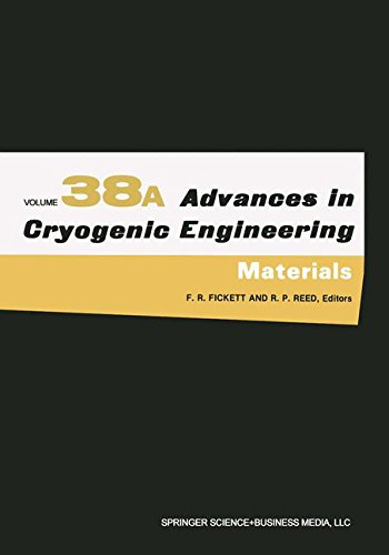 Materials (Advances in Cryogenic Engineering, Band 38)