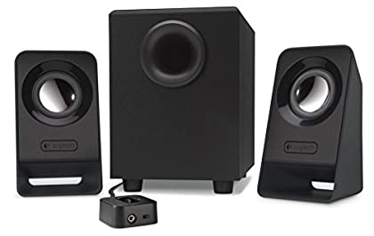 Logitech Z213 - Altavoces multimedia 2.1, color...
