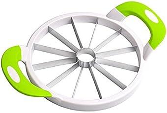 OUTANG Melone Cutter Slicer Küche praktisches Werkzeug Wassermelone Cutter zeitsparende Edelstahl Fruit Cutting Slicer
