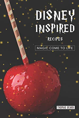 Disney Inspired Recipes: Magic come to life (Crock Recipe Pot Box)