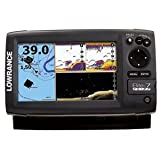 Lowrance Navigationsgerät Elite 7 Chirp Co Sd W/XD 83/200 455/800, 000-11665-007