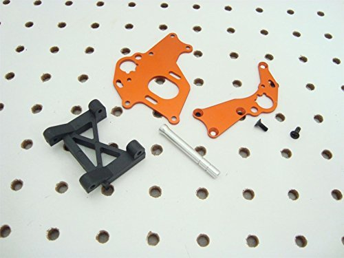 HPI RACING SPRINT 2 SPORT FLUX MOTOR PLATES SET by ICB Hobbies (Sprint 2 Hpi Racing)