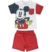 Mickye Mouse - pijama manga corta 2 piezas 100% algodón