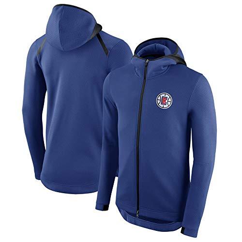 TSHULY Sudaderas de Baloncesto Cremallera Jacket