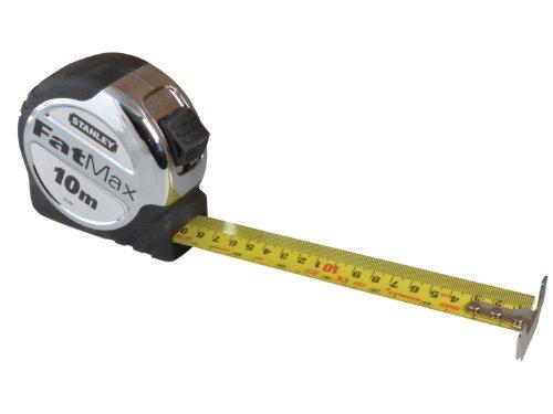 Stanley 0-33-897 Cinta métrica STA033897 FatMax Xtreme Blade Armor 10 m / 32 mm, 32mm