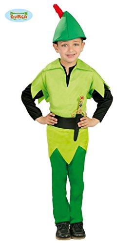 Costume Arciere - Robin Hood - Bambini 7/9 ANNI 140/158