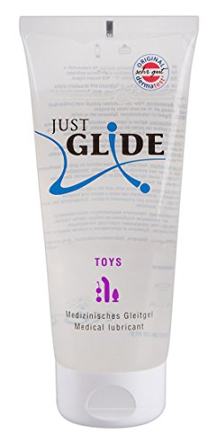 Just Glide Toylube 200 ml Gleitmittel Sexspielzeug 1er Pack(1 x 200 milliliters)