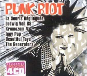 Collection Trésors - Punk Riot