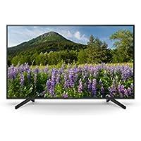 "Sony KD-49XF7096 - Televisor 49"" 4K HDR LED con Smart TV (Motionflow XR 400 Hz, 4K X-Reality Pro, Wi-Fi), Negro"