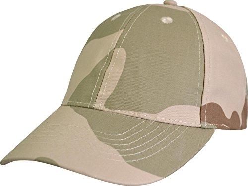 Normani Baseball Cap - 3-Color-Desert