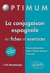 La Conjugaison Espagnole en Fiches & Exercices