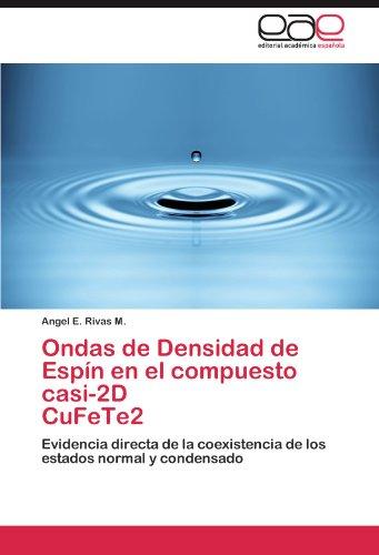 Ondas de Densidad de Espín en el compuesto casi-2D  CuFeTe2 por Rivas M. Angel E.