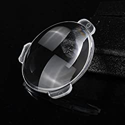 34 * 40MM Aspheric Lense Replacement Virtual Reality Lens for Google Cardboard 3D VR II Glasses