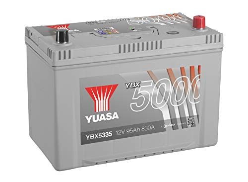YUASA - BATTERIE YUASA YBX5335 SILVER 12V 95Ah 830A