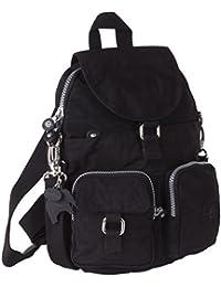 Big Handbag Shop - Mochila con múltiples bolsillos, con cremallera,  impermeable, Unisex, tamaño único