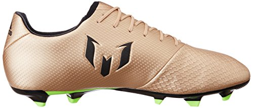 adidas Messi 16.3 Fg, Chaussures de Football Homme Orange