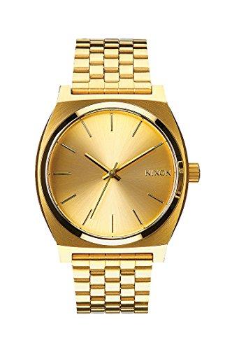 nixon-time-teller-dorato-oro-orologio