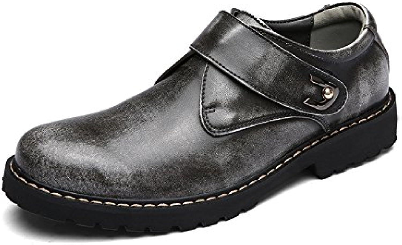 Zapatos Casuales De Los Hombres Zapatos Mate Primavera Verano Otoño E Invierno Hembra Piso Bajo De Cabeza Verde -