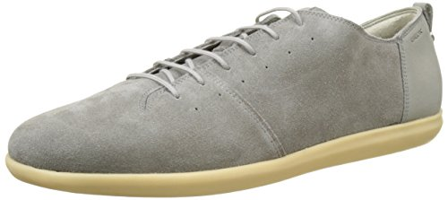 Gris Homme Geox Fare Sneakers U Bassi stonec9007 Nuovo C CqaY0