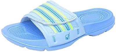 BOCKSTIEGEL® MAX Zapatillas de ducha para Niños (Tamaño: 27-35 Zapatillas de ducha)