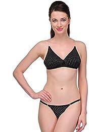Urbaano women lingerie ( U1_Black)