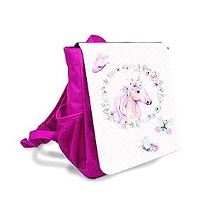 Kinder-rucksack für Mädchen mit Einhorn