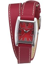 Tom Tailor Damen-Armbanduhr Analog Leder 5406702