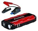 Einhell CE-JS 8 Auto-Starthilfe (Starthilfe & Energiestation, mobile Stromversorgung, LiPo-Akku, Ladezustandsanzeige, Starthilfeeinrichtung)