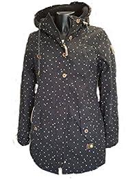 Ragwear Women's Parka Jacket black black