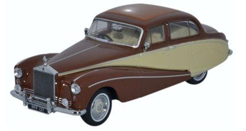 oxford-diecast-1-43-scale-43emp001-rolls-royce-silver-cloud-brown-cream