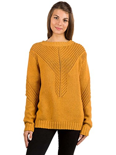 Roxy Damen Take Over the World-Jumper spruc' yellow