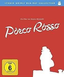 Porco Rosso (Studio Ghibli Blu-ray Collection) [Blu-ray]